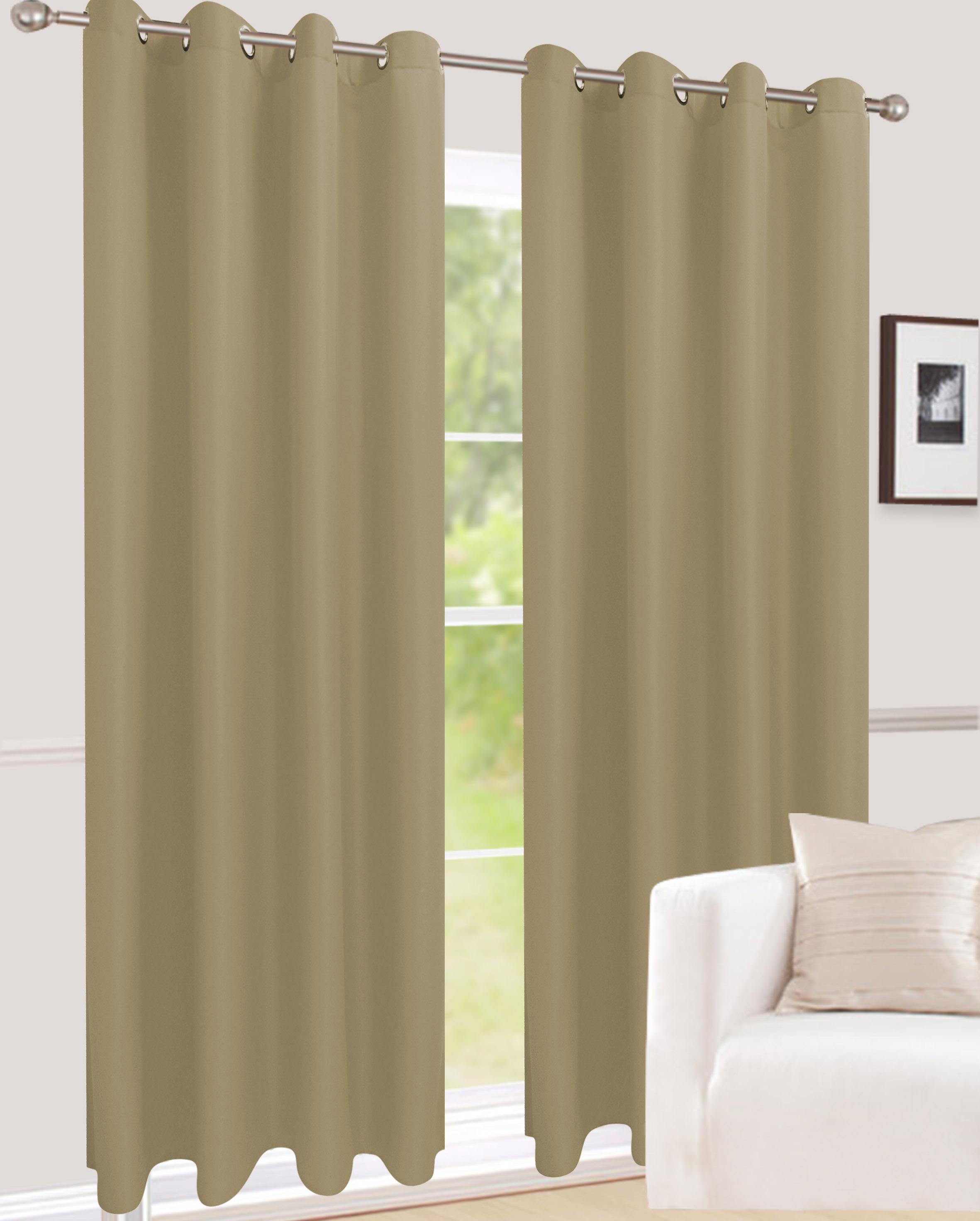 senvorhang einfarbig blickdicht dekostoff sand vita sale bn gardinen online shop. Black Bedroom Furniture Sets. Home Design Ideas