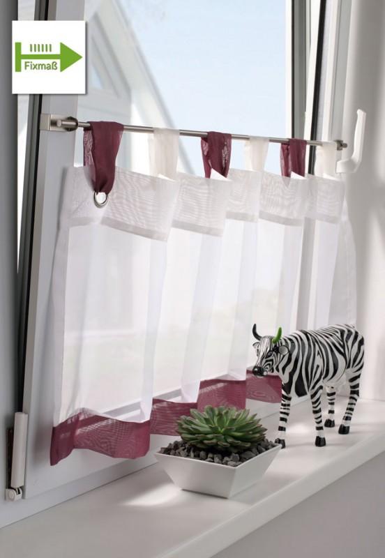 scheibengardinenstangen fixma e gardinenschienen gardinenstangen bn gardinen online shop. Black Bedroom Furniture Sets. Home Design Ideas