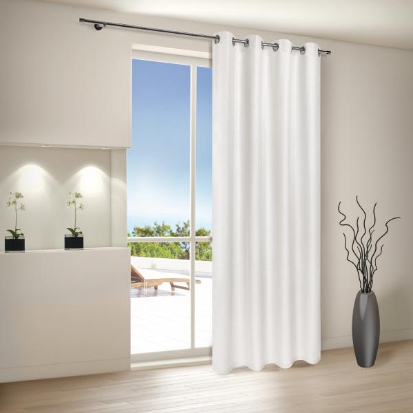 senschal vorhang dekostoff blickdichter stoff mit sen. Black Bedroom Furniture Sets. Home Design Ideas