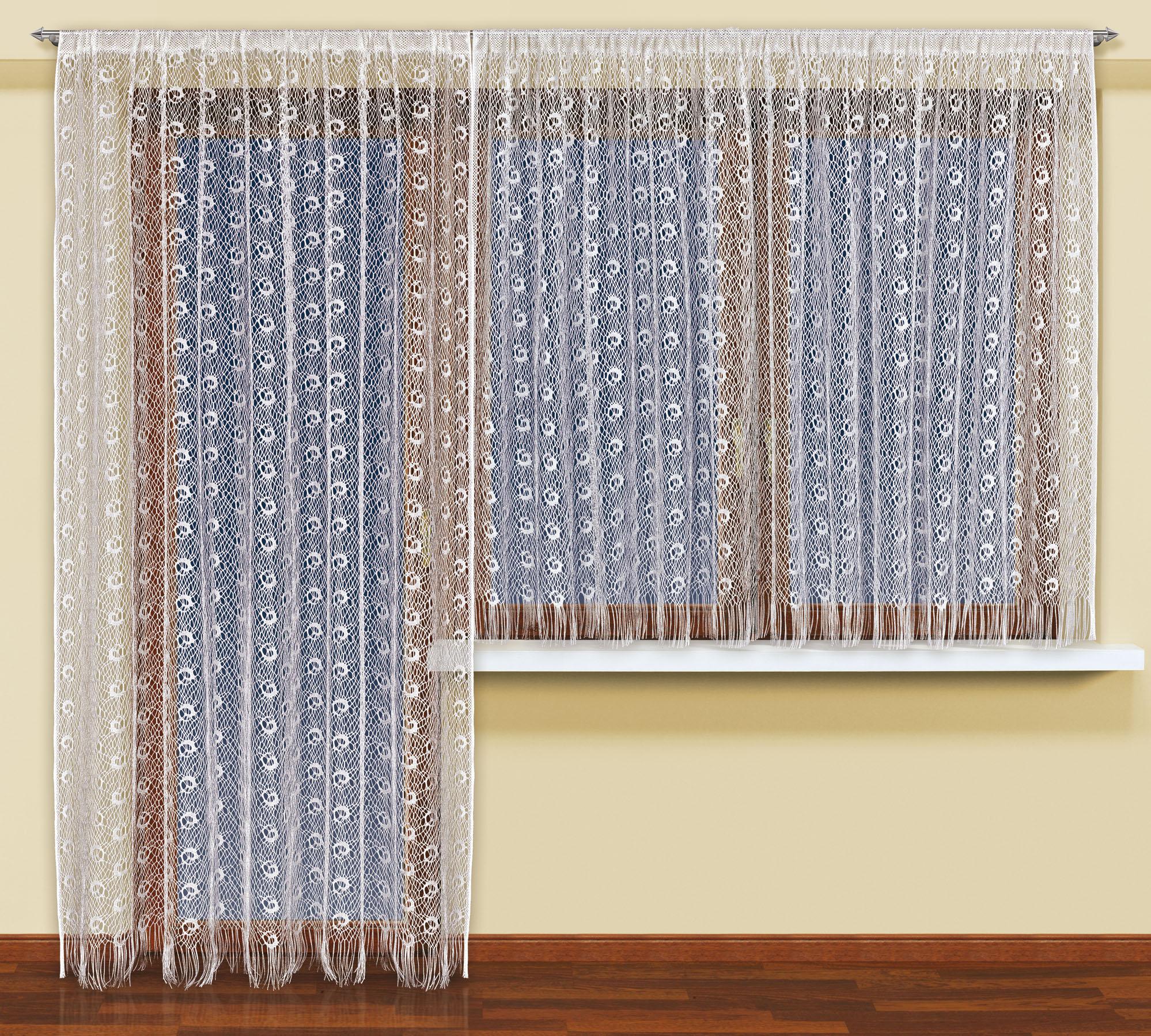 gardine mit tunnel stangendurchzug hera verdeckte schlaufen gardinenband. Black Bedroom Furniture Sets. Home Design Ideas