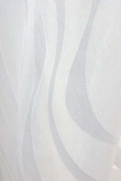 Gardinen nach Maß Kräuselband Scherli Voile weiß DREAM | Gardinen