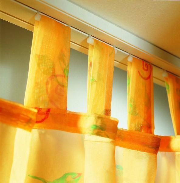 Vorhänge Mit Rollen : schlaufengleiter mit x gleitern und rollen wei vorhangschiene zubeh r vorhangschienen ~ Sanjose-hotels-ca.com Haus und Dekorationen