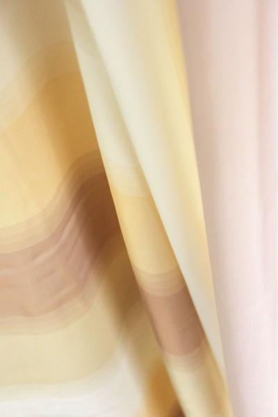 gardinen nach ma schiebegardine komplettset voile multi ecru gold braun ada gardinen nach. Black Bedroom Furniture Sets. Home Design Ideas
