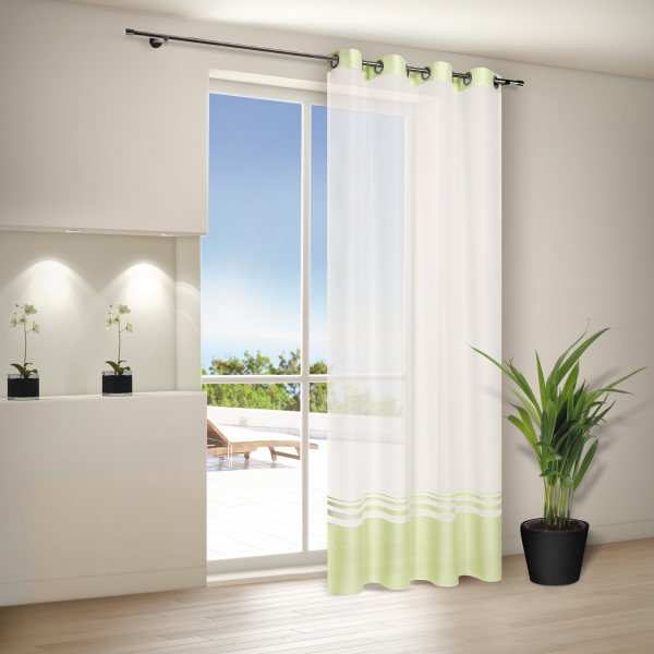 senschal voile halbtransparenter stoff mit sen sylvie senschals fertiggardinen. Black Bedroom Furniture Sets. Home Design Ideas