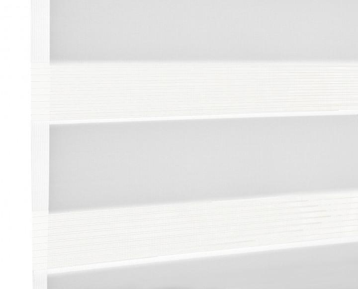 schiebegardine fl chenvorhang day night wei 60 x 245 cm day night fl chenvorhang. Black Bedroom Furniture Sets. Home Design Ideas