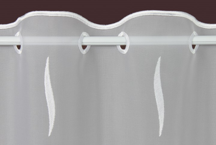 scheibengardine nach ma wei motor h he 55cm. Black Bedroom Furniture Sets. Home Design Ideas