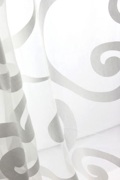 gardinen meterware ausbrenner voile wei capri gardinenstoffe ausbrenner gardinenstoffe. Black Bedroom Furniture Sets. Home Design Ideas