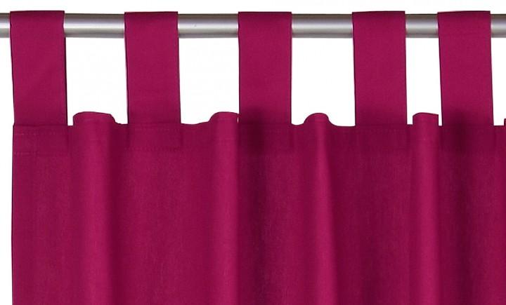 Schlaufenschal tom tailor t dove uni pink - Pinke gardinen ...