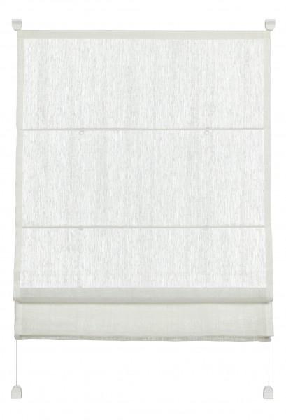 raffrollo ohne bohren transparent wei easyfix raffrollos raffgardinen einfarbig. Black Bedroom Furniture Sets. Home Design Ideas