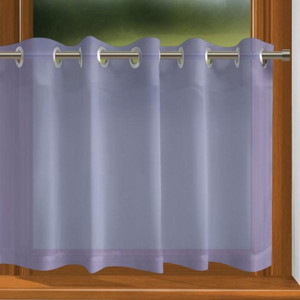 scheibengardine nach ma mit sen blau bell indigo. Black Bedroom Furniture Sets. Home Design Ideas