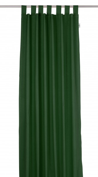 Schlaufenschal TOM TAILOR T Dove Uni dunkelgrün | Schlaufenschals