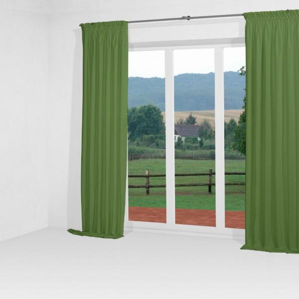 verdunkelungsstoff black out oliven gr n gardinenstoffe. Black Bedroom Furniture Sets. Home Design Ideas
