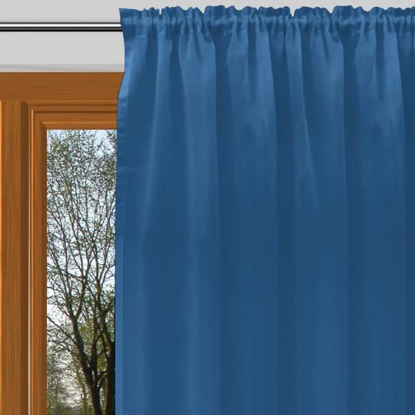 gardine nach ma mit tunnel k pfchen blickdicht. Black Bedroom Furniture Sets. Home Design Ideas