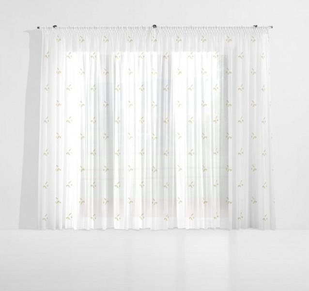 gardinenstoff scherli voile hellgelb beige havin top. Black Bedroom Furniture Sets. Home Design Ideas