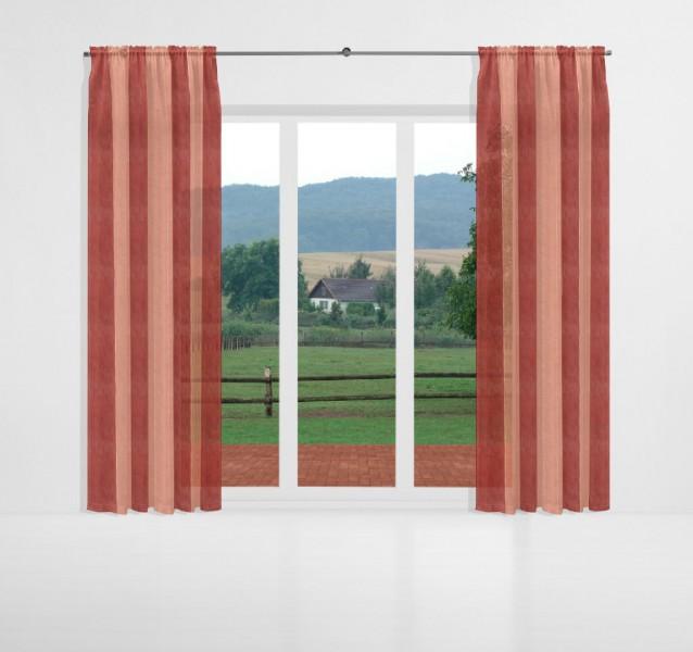 vorhangstoff inbetween organza phantasiet ll ipek rot top qualit t gardinenstoffe organza. Black Bedroom Furniture Sets. Home Design Ideas