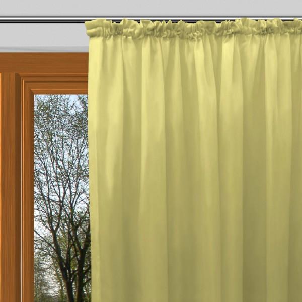 ma anfertigung schwer entflammbarer verdunkelungsstoff mit kr usel manz gelb almira gardinen. Black Bedroom Furniture Sets. Home Design Ideas