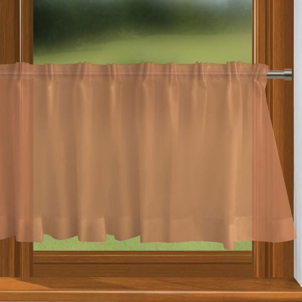 scheibengardine nach ma mit durchzug porsche orange. Black Bedroom Furniture Sets. Home Design Ideas