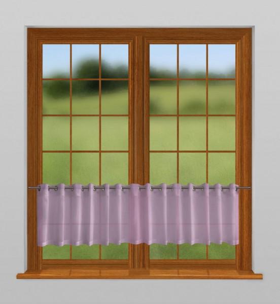 scheibengardine nach ma mit sen prelude violett indigo scheibengardinen nach ma mit sen. Black Bedroom Furniture Sets. Home Design Ideas