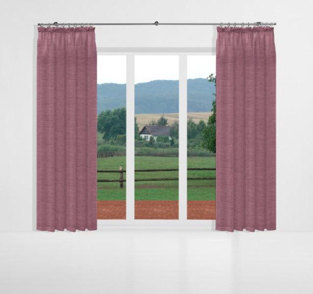 ma anfertigung thermo chenille dekostoff mit kr usel rosa hekla ma anfertigung thermo chenille. Black Bedroom Furniture Sets. Home Design Ideas