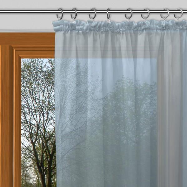 gardinen uni voile nach ma kr uselband voile spindel blau signum gardinen nach ma mit. Black Bedroom Furniture Sets. Home Design Ideas
